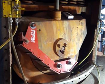 MPS 98 Roll Wheel Shield