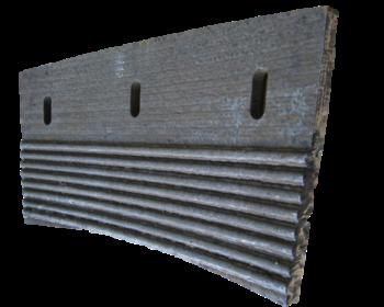 Mill Deflector