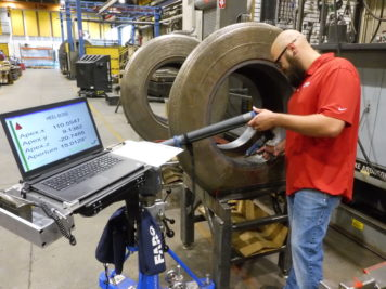 Roll Bore Inspection