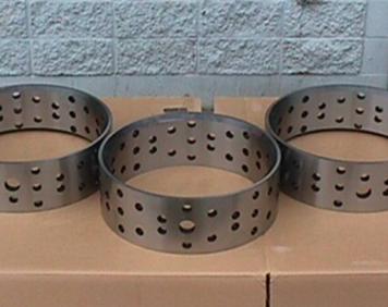 Stellite Clad Journal Bearing